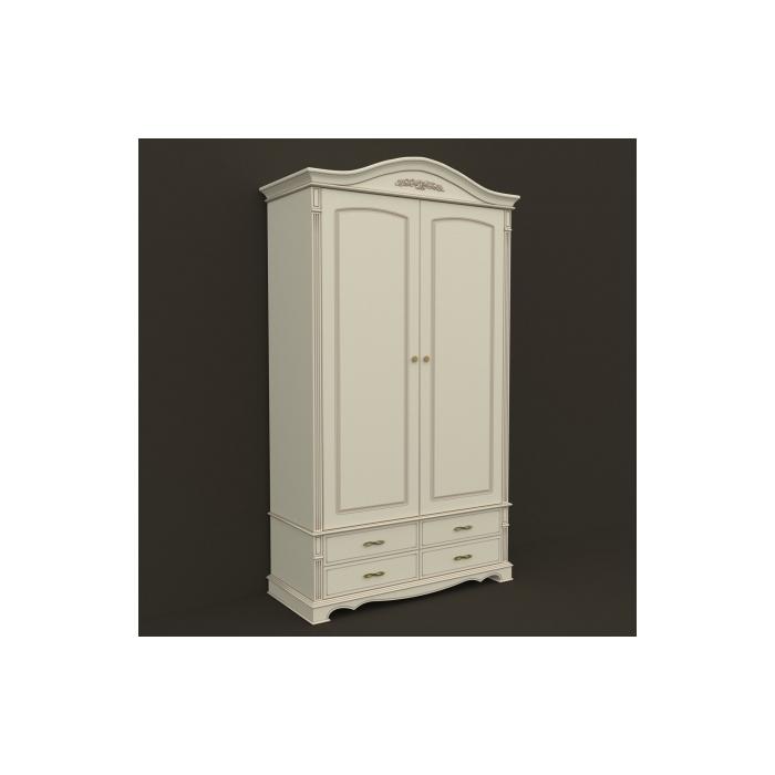 Шкаф 2-х дверный ES 402 (61)