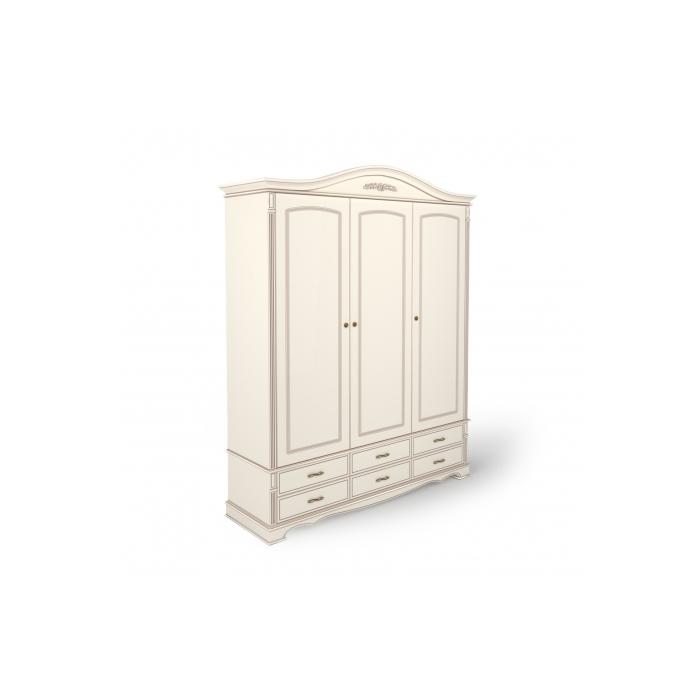 Шкаф 3-х дверный ES 104 (6)