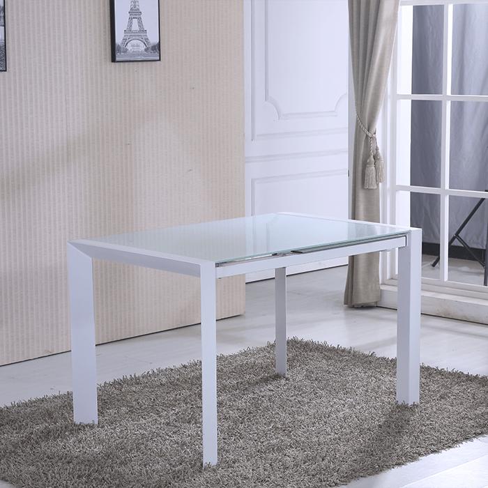 B179-70 стол обеденный белый (1)
