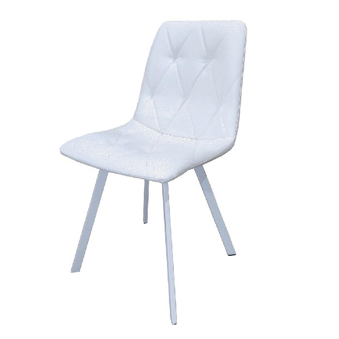 стул белый Rokko PU