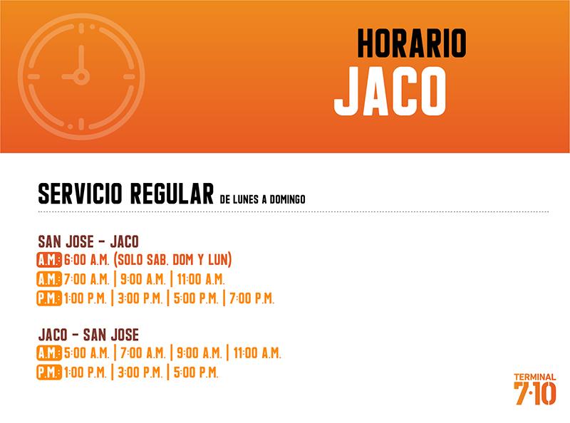 Jacó Terminal 7 10