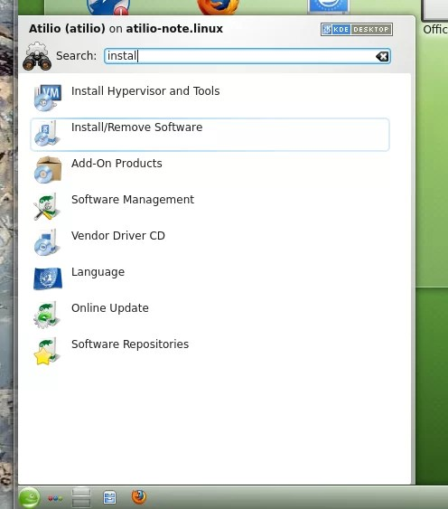 Instalar / Remover Programas