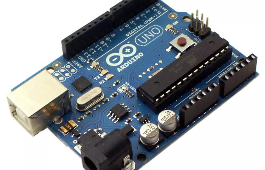 Placa Arduino Uno