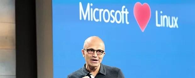 Satya Nadella, atual CEO da Microsoft