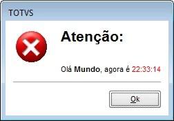 Alert - Exemplo 04