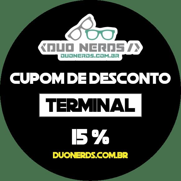 Cupom Desconto Terminal