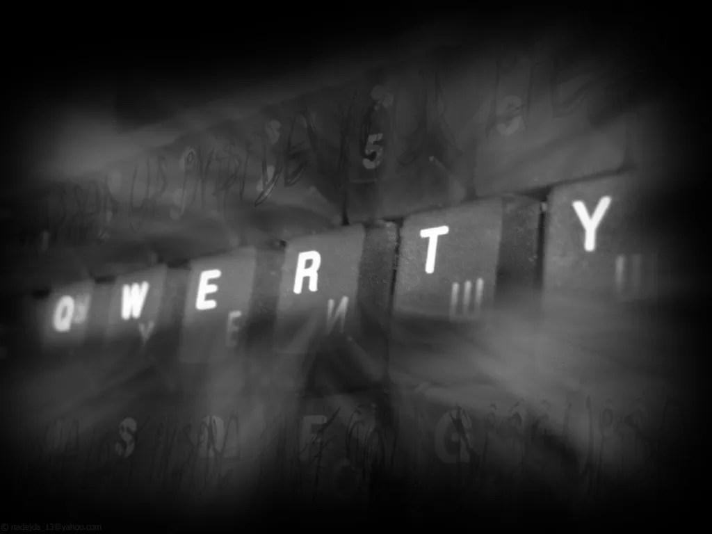 Como surgiu e qual é a história do QWERTY?