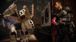 Mass Effect 2 Mech
