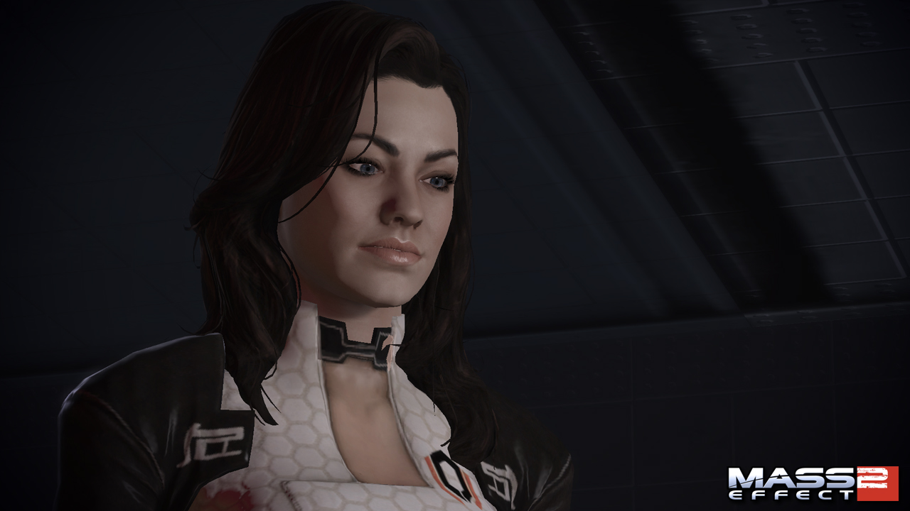 how to change character face mid game mass effect 2