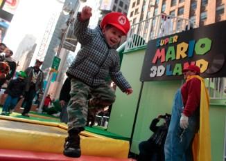 Super Mario 3D Launch Event