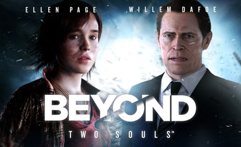 Beyond Two Souls Back Cover
