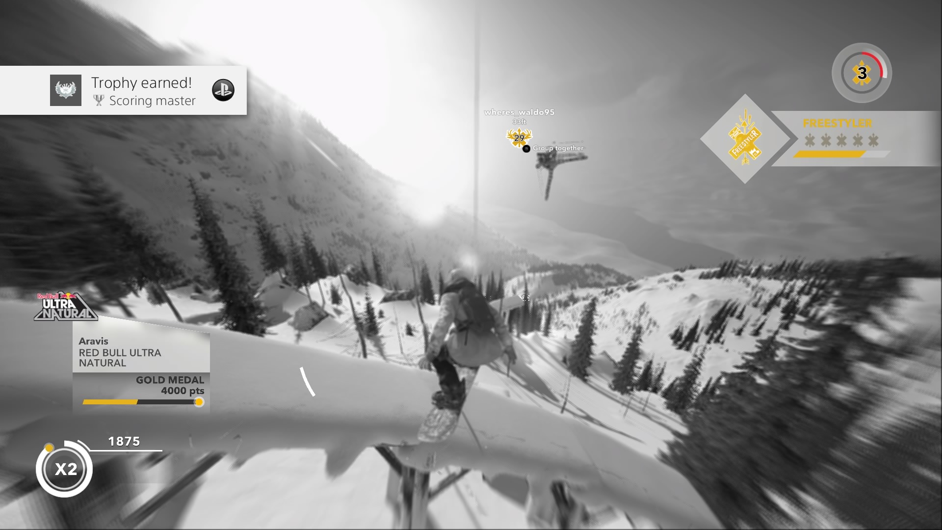 Steep Review – Hitting the Slopes and Flying Above Them