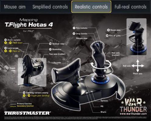 WarThunderHotas4