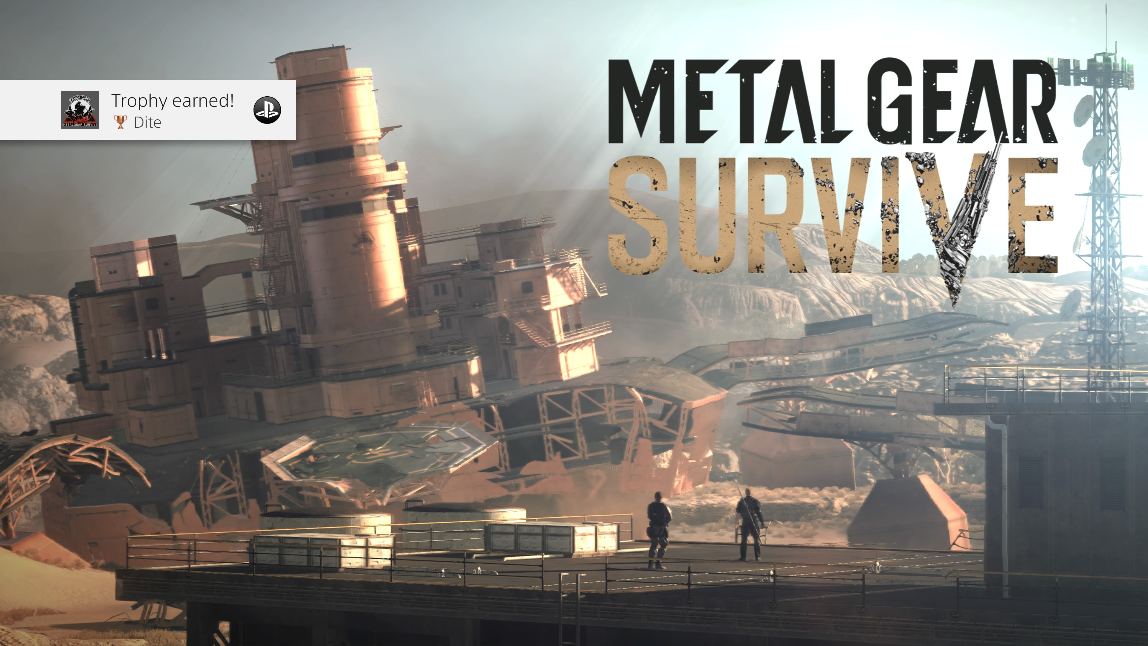 Metal Gear Survive Review – Metal Gear Zombie Hunter