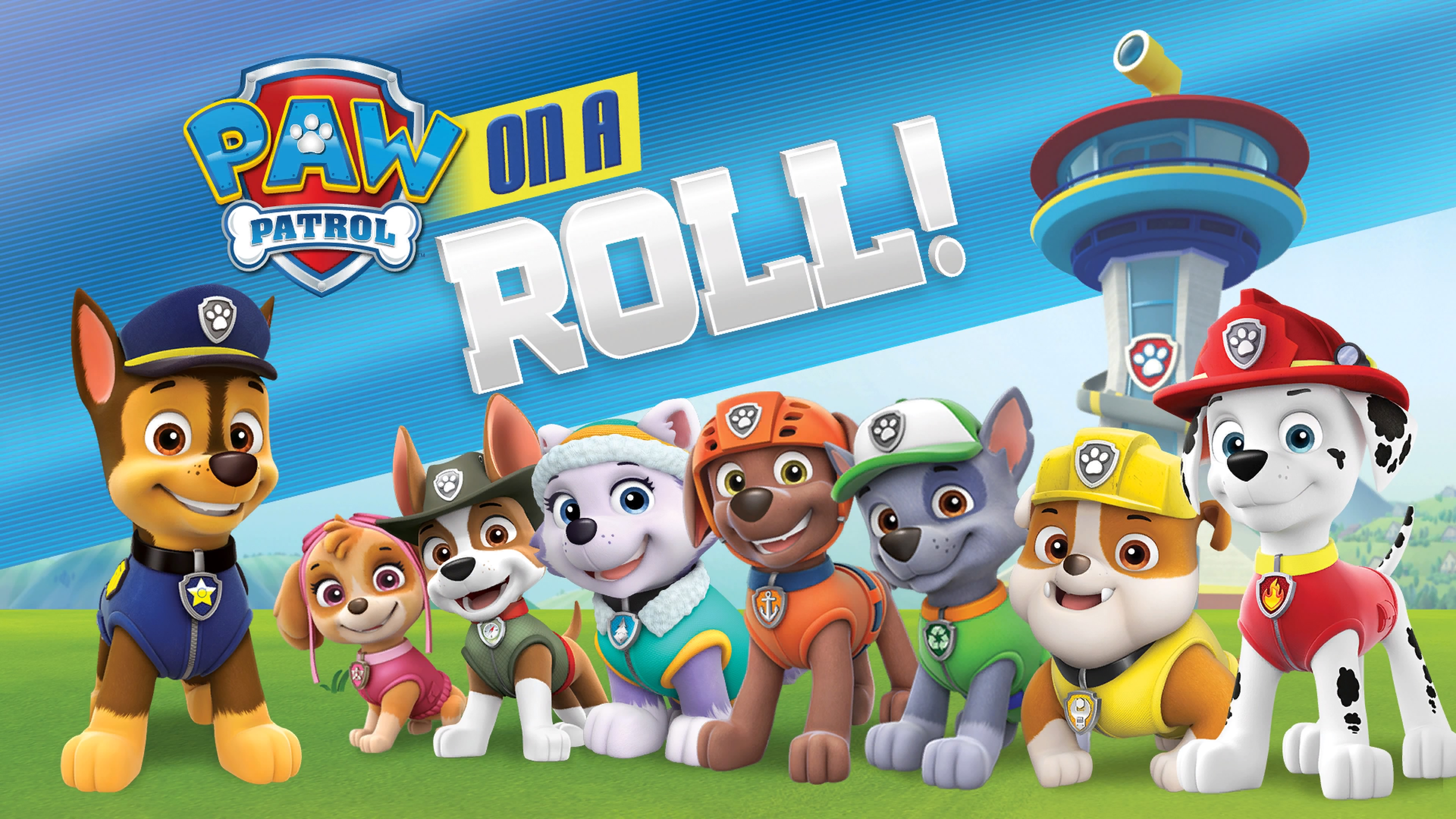 Paw Patrol: On a Roll Review – The Kiddos Will Love It
