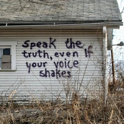speak-the-truth