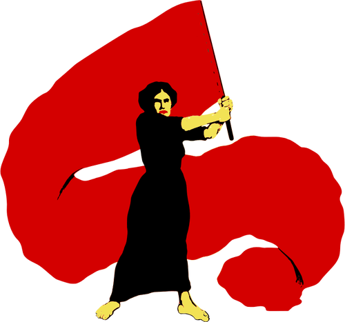 woman-redflag
