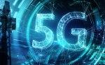 5G internet concept