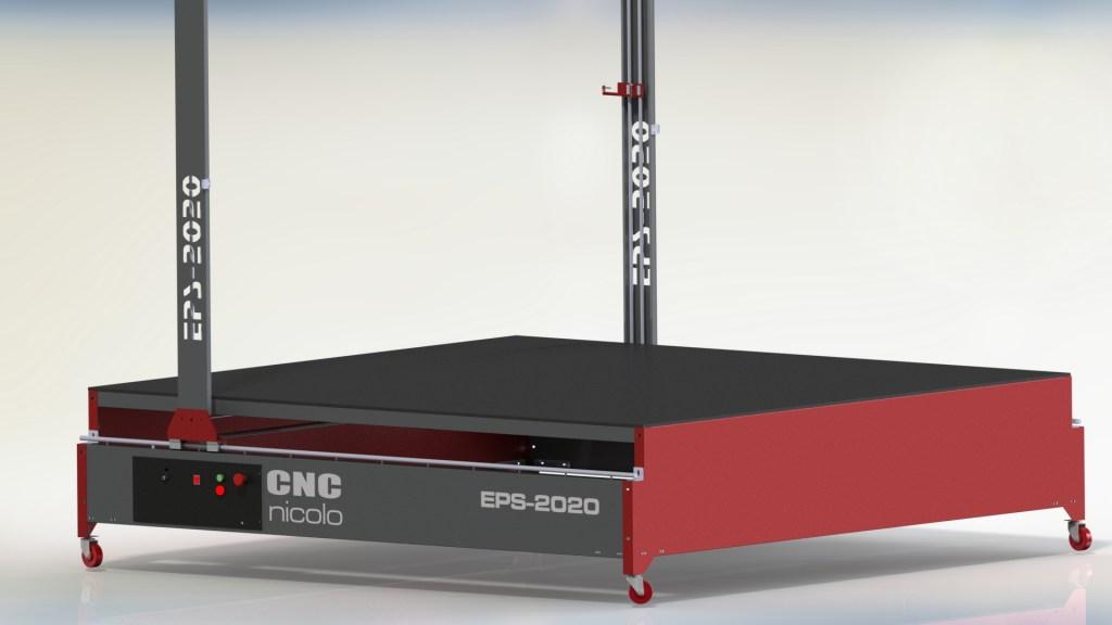 Cortadora molduras CNC