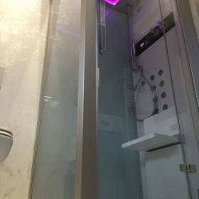 Cabina doccia Jacuzzi