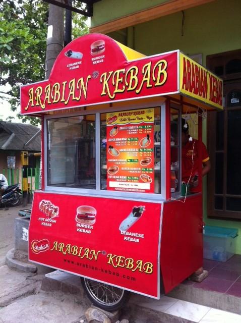 Bisnis Kebab