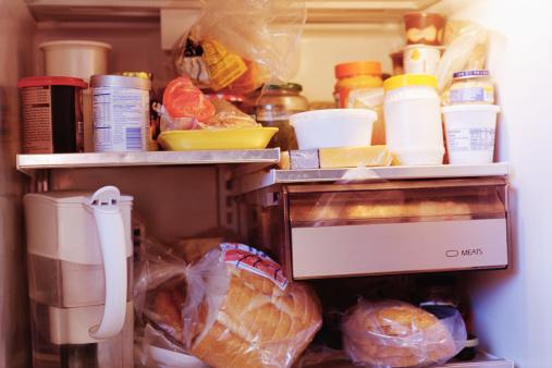 lemari es untuk roti