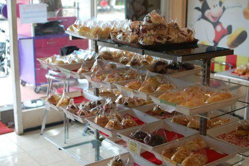 lokasi bisnis kue rumahan