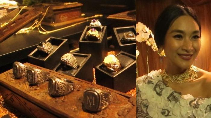bisnis perhiasan Happy Salma