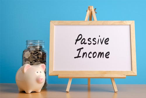 Dapatkan penghasilan pasif