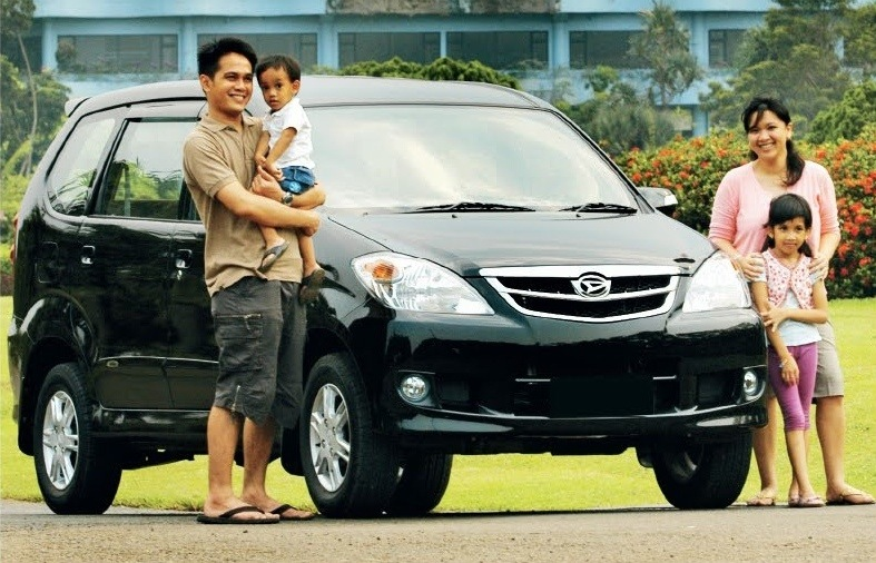mobil keluarga nyaman