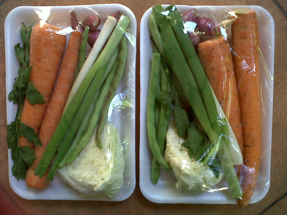 Bisnis Sayuran Siap Masak