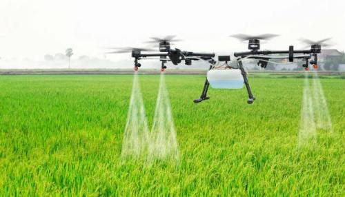 Drone pertanian