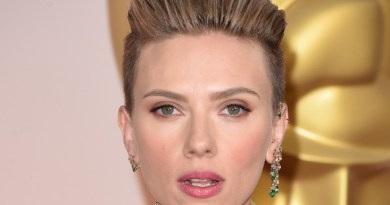 Demi Anak Scarlett Johansson Tinggalkan Pekerjaan