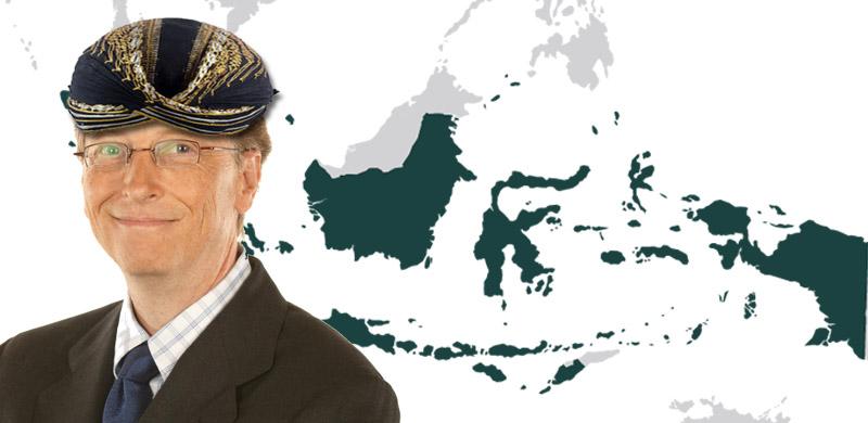 Bila Bill Gates adalah Orang Indonesia