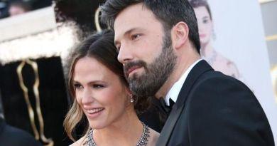 Percerian Pasangan selebritas Jennifer Garner dan Ben Afflek