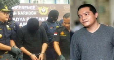 Racik Sabu untuk Biayai Pengobatan Ibunya, Aktor Malaysia Ditangkap di Medan