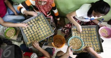 4 Jenis Kue Kering Favorit Keluarga Saat Lebaran Tiba