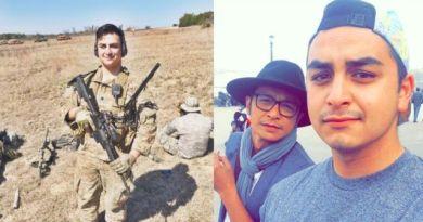 """Andy """"/rif"""" Dirasa Lebih Keren oleh Anaknya yang Jadi Tentara Amerika"""