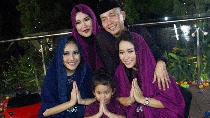 Ayu Ting Ting dan Keluarga Gelar Bazar Amal untuk Sambut Ramadhan