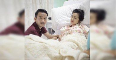 Bagian Tubuh Ruben Onsu yang Satu Ini Selalu Dielus-elus Julia Perez Saat Menjenguk Ke Rumah Sakit
