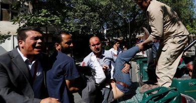 Bom Di Kabul Menewaskan 49 Orang dan 320 Orang Terluka