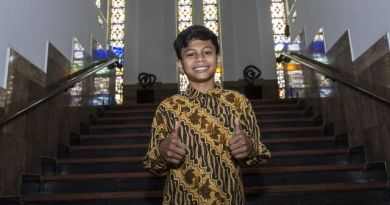 Naufal Raziq Asal Aceh, Penemu Tenaga Listrik Kedondong