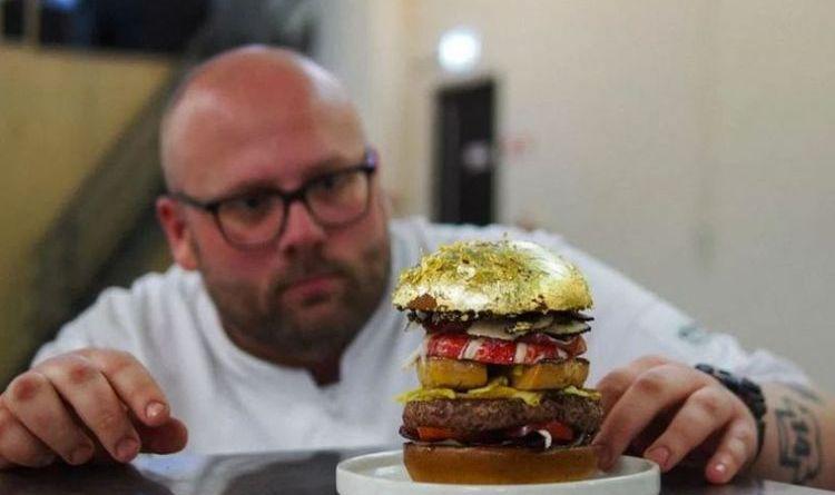 Burger Mahal Dengan Harga Mencapai Sekitar Rp 30,6 juta Seporsi