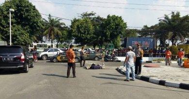 Penembak Davidson Tantono, Tewas Ditembak Mati Polisi