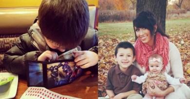 Viral, Bocah 6 Tahun Ini Menabung Agar Bisa Traktir Ibunya