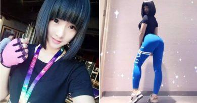 Gao Qian, Cewek dengan Bokong Paling Seksi di Tiongkok