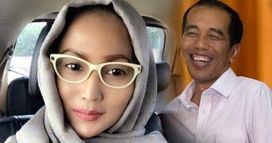 Inul Daratista kaget Dapat Surat Dari Presiden Jokowi, Apa Isi Suratnya ?