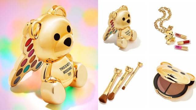 KALOBORASI MAKEUP MOSCHINO X SEPHORA COLLECTION BIKIN GEMES