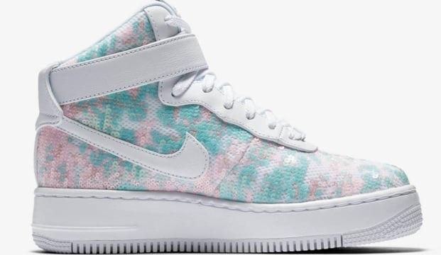 Nike Luncurkan Koleksi Air Force 1 Bertema Sepatu Kaca Cinderella