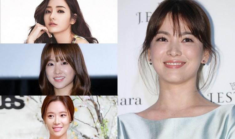 Aktris Cantik Korea Ini Kecantikannya Sudah Dipuji dan Diakui Oleh Bintang Lain